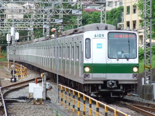 Model_6000_of_Teito_Rapid_Transit_Authority