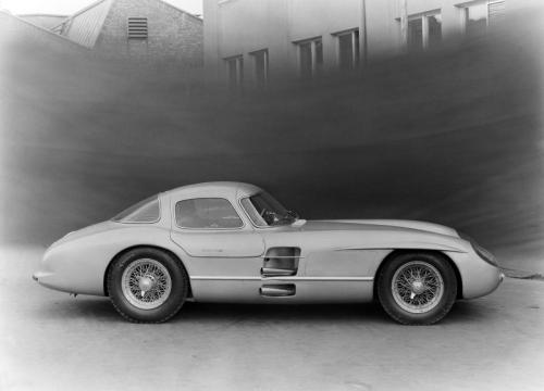 mb typ 300 SLR racing prototype developed by Rudolf Uhlenhaut 2