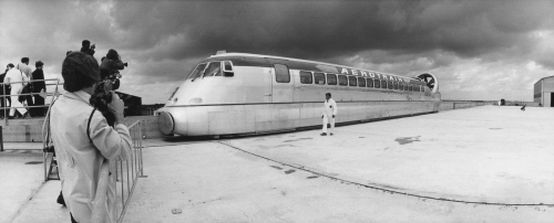 Presentation of the French Aerotrain