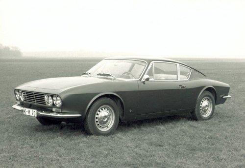 Ford Osi 20M TS, 1967 - 1968